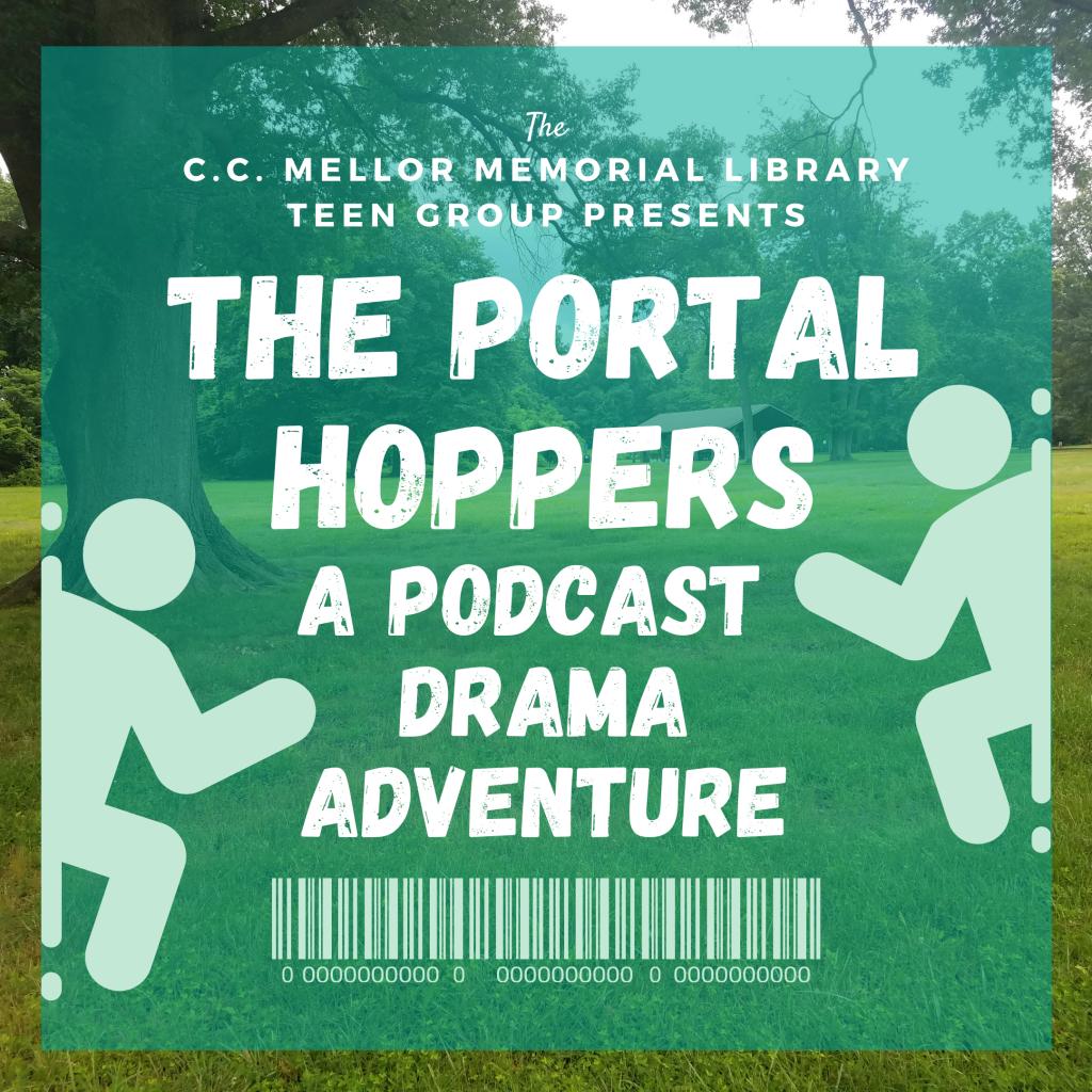 Portal Hoppers Title Image