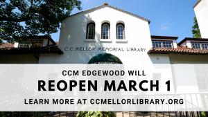 CCM EW reopens