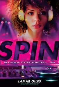 Spin by Lamar Giles novel