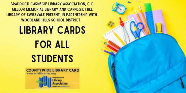 library cards for all